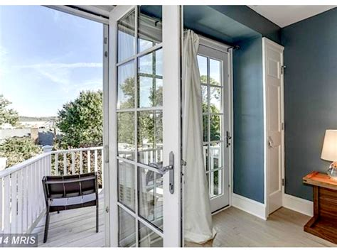 master bedroom balcony old town alexandria wow house master bedroom balcony with river views old town