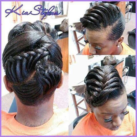 Kia Styles Relaxed Hairstyles Kia Styles Black Hair Information