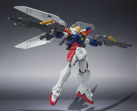 wallpaper robot gundam robot damashii side ms wing gundam zero official