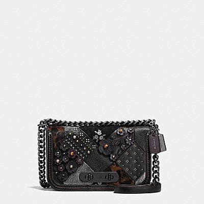 Coach Swagger 27 Pebbled Leather Embellished Quilt Satchel coach malaysia official page bags swagger