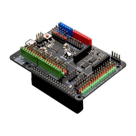 Arduino Expansion Shield For Raspberry Pi arduino expansion shield for raspberry pi b robotshop