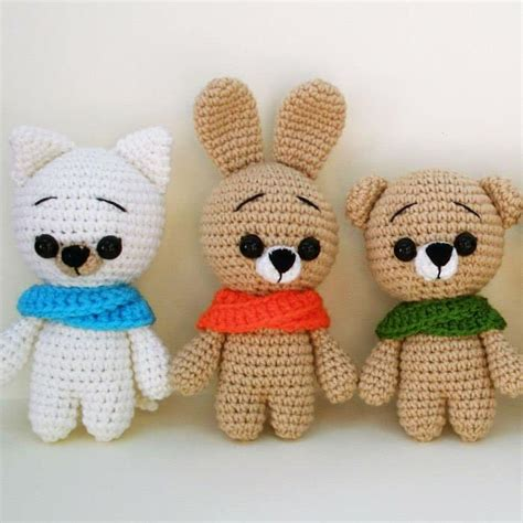pattern crochet animal free crochet animal patterns amigurumi today