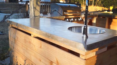 Concrete Overlay Countertops Diy by Brilliant Diy Concrete Countertops Are Easier Than You