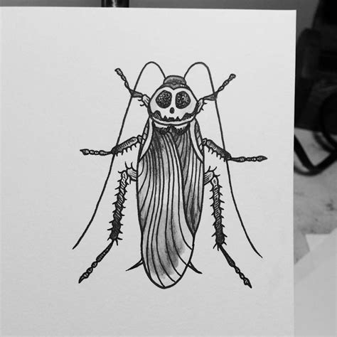 cockroach tattoo tattoo ideas pinterest tattoo