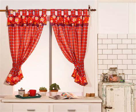cortinas vintage para cocina cortinas de cocina ideas y fotos para este 2018 decorar
