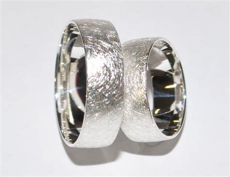 Eheringe 7mm Breit by 925 Silber Trauringe Eheringe Hochzeitsringe Paarpreis