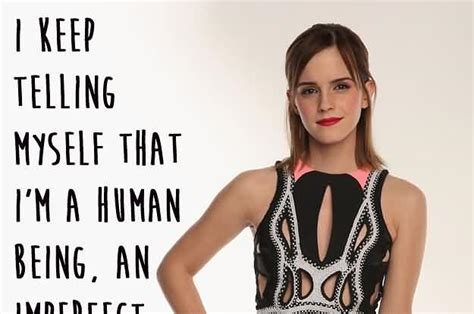 emma watson sayings pictures  imperfection segerioscom