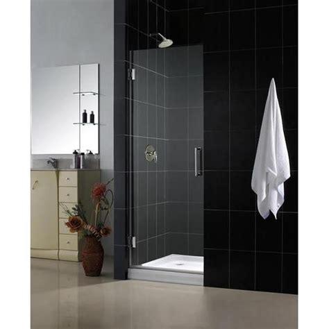 Shower Swing Door Bathroom Inspiration Swing Out Shower Door Home Design Pinterest Shower Doors Showers