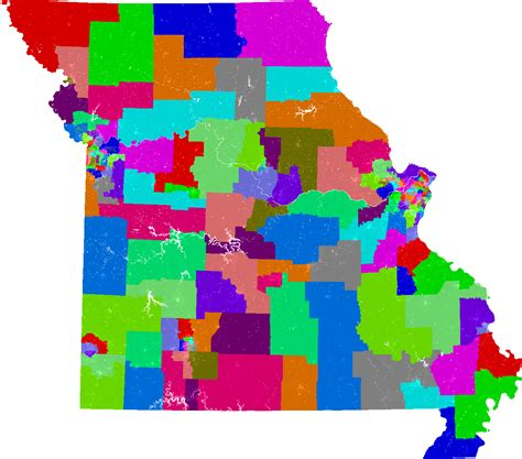 Missouri House Of Representatives by Missouri House Of Representatives Redistricting