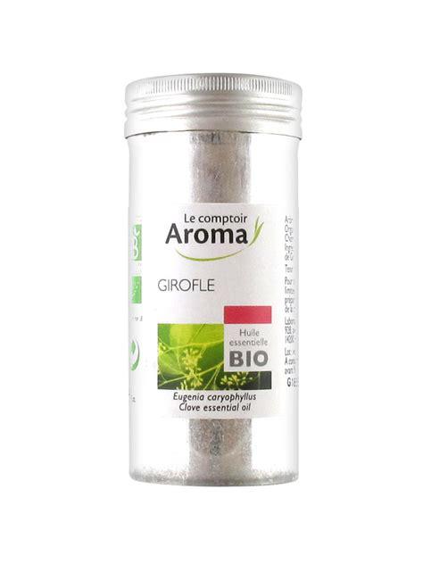 le comptoir aroma le comptoir aroma organic essential clove 10ml low