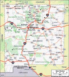 Nm State Map by Pics Photos New Mexico Highway Map Funny