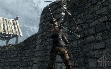 skyrim armor and clothing clothing and weapons of lara croft for skyrim