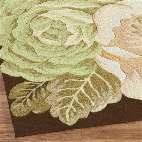 Magnolia Rugs by Magnolia Floral Area Rugs