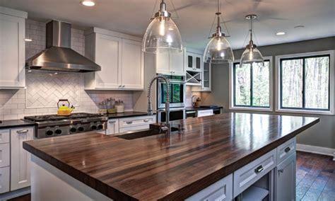 top 28 solid wood kitchen islands handcrafted kitchen custom walnut butcher block island top interior designs