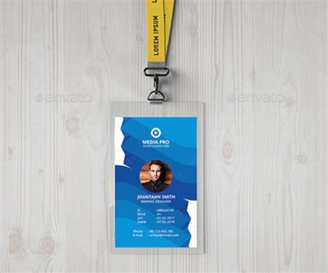 Company Id Card Template Pdf by 38 Id Card Templates Free Word Pdf Excel Png Psd Designs