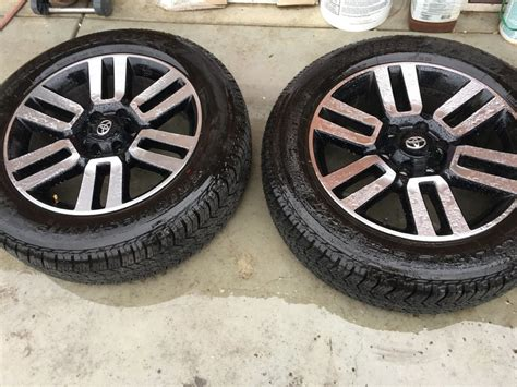 Toyota Wheels For Sale For Sale 2016 Limited 20 Quot Wheels Tires Toyota 4runner