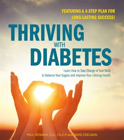 taking of your diabetes books review thriving with diabetes a holistic approach to
