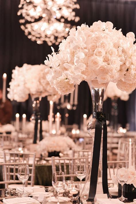 25  Best Ideas about Black Wedding Decor on Pinterest