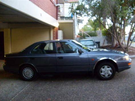 Toyota Car Sales Brisbane 1994 Used Toyota Camry Sedan Car Sales Milton Brisbane Qld