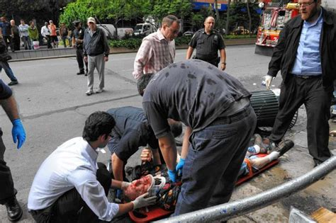 Actor Garrisons Suv Wrecks 1 Dead by Actor Michael Mckean Struck By Car In Nyc Ny Daily News
