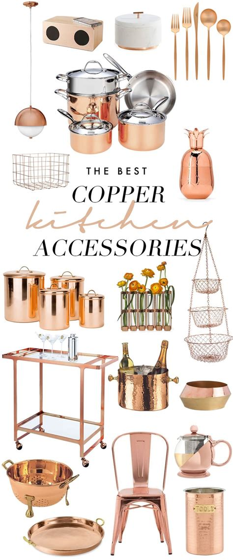Copper Kitchen Decor by Best 25 Copper Kitchen Ideas On Copper Decor