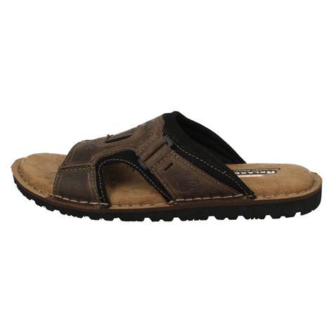 mens memory foam sandals mens skechers with memory foam sandals golson 64148 ebay