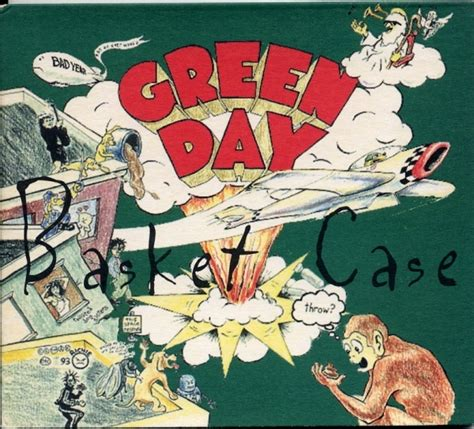 basket green day welcome to wherever you are green day basket uk 2cd