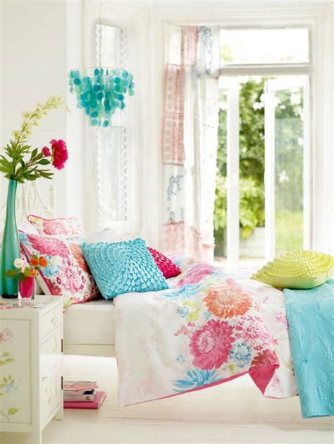 colorful teenage girl bedroom ideas 187 17 simple and colorful design ideas for decorating teenage girls bedrooms 1 at in seven colors