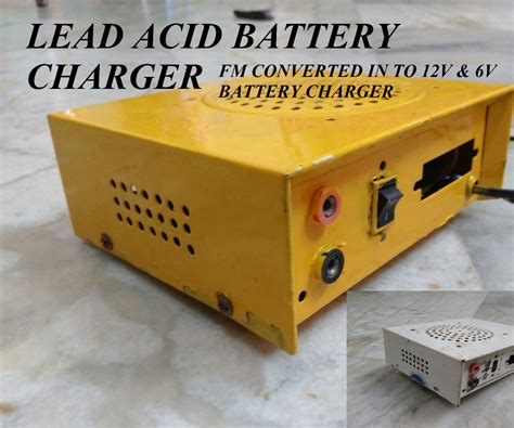 lead acid charger lead acid battery charger 4