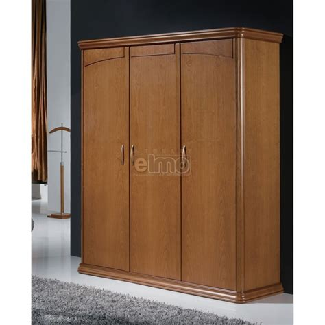 3 And An Armoire by Armoire 3 Portes Penderie Lauriana Meubles Elmo