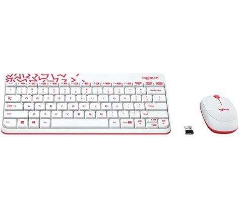 Logitech Mouse Dan Keyboard Mk240 Nano Original 1 logitech mk240 nano white the playbook store owned operated by jw summit