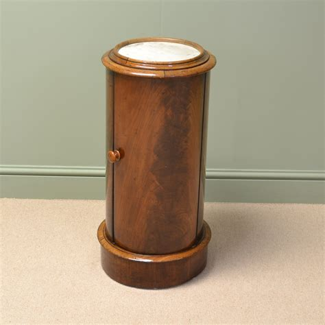 Cylinder Cupboard flamed mahogany cylinder pot cupboard antiques world