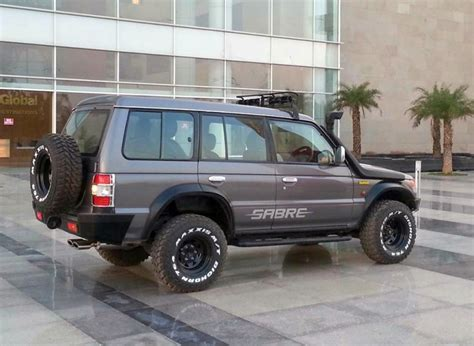 mitsubishi pajero sport modified india s best modified cars part x