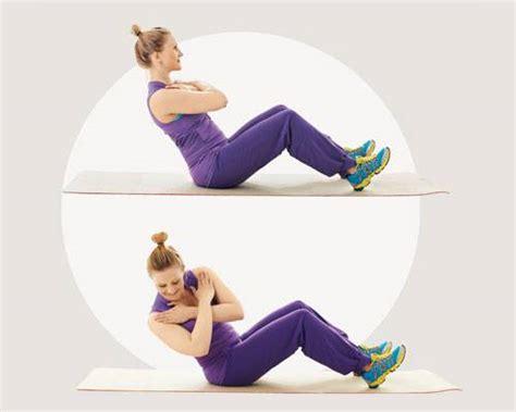 bauch übungen zuhause workout effektive bauch 220 bungen f 252 r zuhause brigitte de