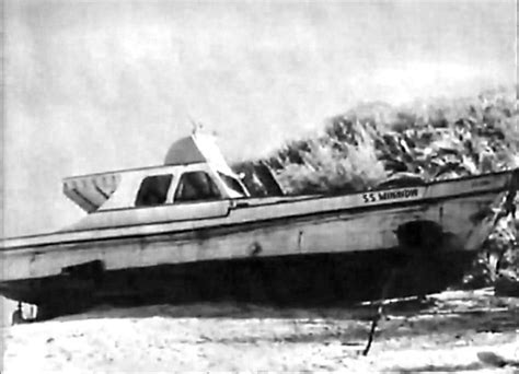 gilligan s island boat ss minnow the tv boat was actually named for newton minow
