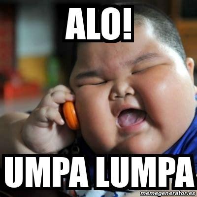 Umpa Lumpa Meme - meme fat chinese kid alo umpa lumpa 22558951