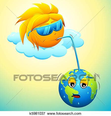 clip art of global warming k5981037 search clipart