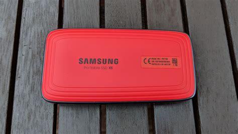 samsung x5 portable ssd review techradar