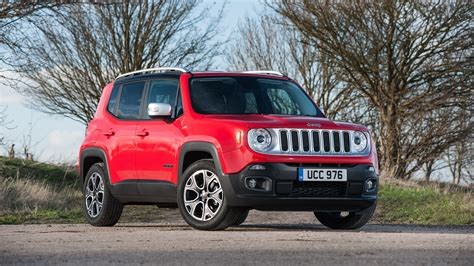 red jeep wallpaper red jeep renegade wallpaper 49737 3840x2160 px