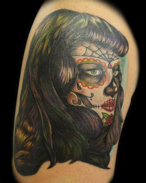 gallery tattoo hanover pa dia de los muertos tattoo