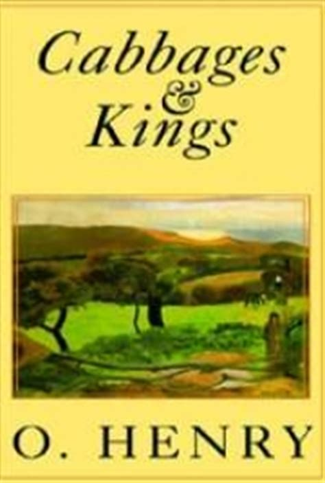 cabbages  kings   henry  book