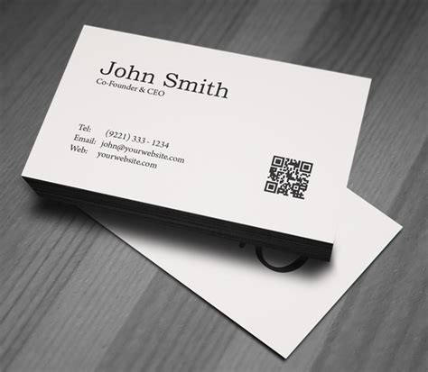 simple business card template free simple business card templates free printable templates free