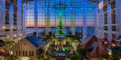 it s beginning to look a lot like christmas at gaylord hotels marriott news center - Gaylord Hotel Gift Card