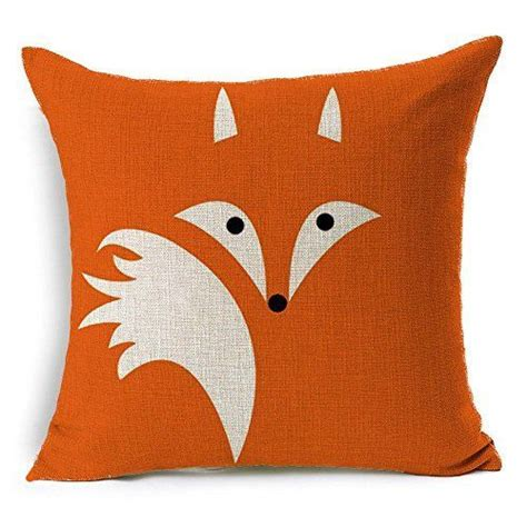 orange cusions 1000 ideas about animal pillows on pinterest small