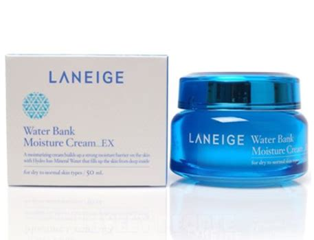 Pelembab Laneige happy water bank moisture ex