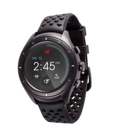 Harga New Balance Runiq new balance perkenalkan smartwatch baru di ces 2017