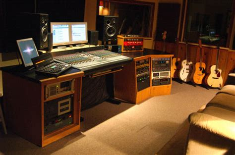 Home Recording Studio Construction Show Me Your Or Custom Made Console Or Studio