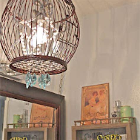 Diy Birdcage Chandelier Birdcage Chandelier Diy Home Garden Ideas