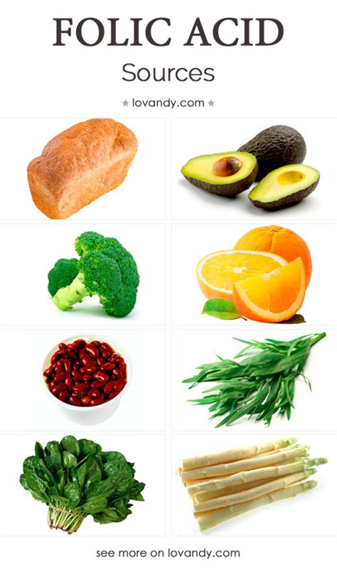 best sources of folic acid how to grow hair naturally best food for hair growth
