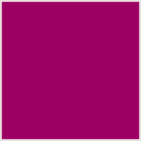 color fushia 9c0063 hex color rgb 156 0 99 pink fresh